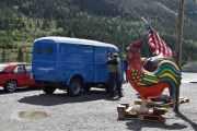 Vuddu Valley, men nå er vi klare for turen tilbake til Storsand camping
