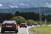 Turen tilbake til Storsand Gård camping