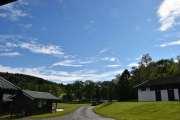 Dette bilde måtte jeg bare ta, se på den himmelen. Det er ikke alltid det regner her, det er bra vær her også