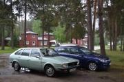 De første våte Renault`er kommet