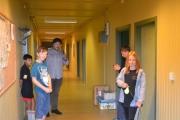 Jeg er så glad for at korridoren blir fult opp av fantastiske mennesker