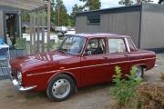 Ny bil, også en Renault 10. Har alle sett den største forskjellen nå?