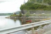 Lørdag Øysand camping