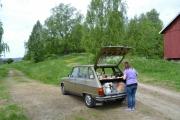 Torsdag Jessheim - første stopp