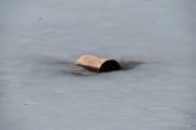 Sikkert et triks for å holde hullet i isen åpent
