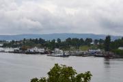 Hovedøya - Her ser vi over til Lindøya