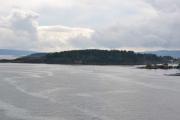 Hovedøya - Ser vi mot Gressholmen her tro?