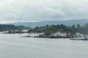 Hovedøya - Nå ser vi mot Lindøya igjen
