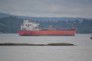 Hovedøya - Lastebåt, Eagle Madrid heter den og selvfølgelig flagget i Panama, bygget i 2008