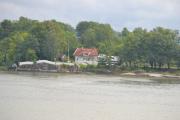 Hovedøya - Tror det er vaktmester boligen her på øya
