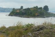 Hovedøya - Ja lenger ut kommer vi ikke på Hovedøya