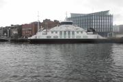 Nesoddbåten, dette er Dronningen