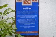 Hovedøya - Her kan vi lese historien om Krutthuset