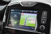 GPS guider oss videre, vi er ved Kvam krysset