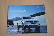 Her har vi en Renault jeg ikke vet så mye om enda, da blir det litt lesing nå