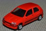 Renault Clio 16V rot