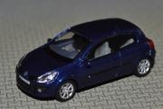 Renault Clio 3 blau
