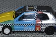 Renault Clio Crash