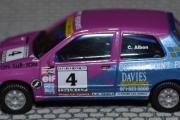 Renault Clio UK Cup 93 C. Albon