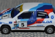 Renault Clio UKCUP93 Start Nr 5 forer Simmons