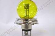 12v 45-40w P45T Yellow Headlight -Headlamp Bulb P411