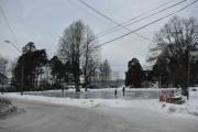 Men nå snakker vi, dette er skøytebanen på Høyenhall