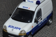 RENAULT KANGOO POLIZEI FRANKREICH