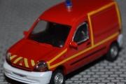 Renault Kangoo Sapeurs Pompiers