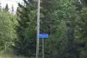 Men så kommer vi til Finnsrud, vei 202 er også Finnsrudvegen. Finnsrud ligger faktisk i Magnor