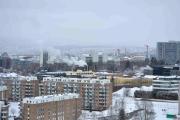 Vi tar en titt over Oslo by, vi er vel litt ved Etterstad nå tror jeg