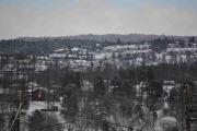 Like før vi når Hjemliveien på tur tilbake tar jeg et bilde over åsen jeg har i mot meg. Takk for turen