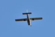 Morten 1 september 2020 - LN-NAE over Høyenhall, det er et Cessna 177RG