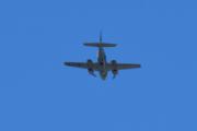 Morten 1 september 2020 - LN-TTB over Høyenhall, en time senere kommer Piper PA-31-350 som også har to motorer
