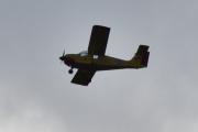 Morten 2 september 2020 - Ukjent småfly over Høyenhall, jeg ser tallet 3 og 810