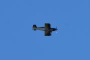 Morten 30 august 2020 - Et fargerikt fly over Høyenhall, men jeg klarer ikke å identifisere den