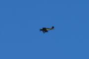 Morten 30 august 2020 - Et fargerikt fly over Høyenhall, den kommer tilbake 10 minutter senere og er enda lengre unna