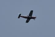 Morten 5 september 2020 - LN-KVK over Høyenhall, det er et Piper PA-32-301XTC