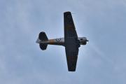 Morten 5 september 2020 - LN-TEX over Høyenhall igjen, dette flyet er det Norwegian Spitfire Foundation som opererer