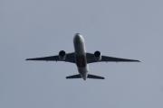 Morten 12 mai 2020 - Stort fly over Høyenhall, det står Emirates under