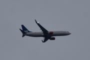 Morten 21 mai 2020 - Stort fly over Høyenhall, det er SAS som har noen passasjerer med seg. Lurer på hvem det er som kommer