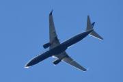 Morten 24 august 2020 - EI-DYN over Høyenhall, det er et Boeing 737-8AS som Ryanair eier