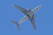 Morten 26 august 2020 - PH-BGT over Høyenhall, det er et Boeing 737-7K2 som KLM eier