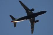 Morten 9 august 2020 - G-EUPR over Høyenhall, det er et Airbus A319-131 fra British Airways