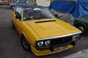 Fredag - Svensk bil, det er en Renault R 1323 TO fra 1973 med en motor på 107hk. Men denne har vi dokumentert før ser jeg nå