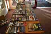 Fredag - Tok noen blader jeg ikke hadde, de skal skannes på siden vår