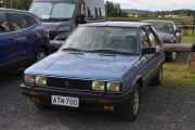 Fredag- Litt spennende, det er ikke en Volvo men en Renault 11 GTS