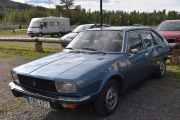 Fredag - Flere spennende biler her, nå ser du på en Renault 20 TS fra 1978 som har en motor på 110kh