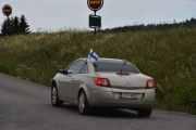 Lørdag - Og andre skal bare parkere på utstillingsplassen, fortalte jeg dere forresten at dette er en Renault Megane?