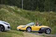Lørdag - Renault Spider er en tøff bil da