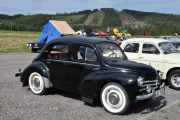 Lørdag - Har vi registrert denne før? Det er en Renault R1062 4CV Sport fra 1958 med 26hk